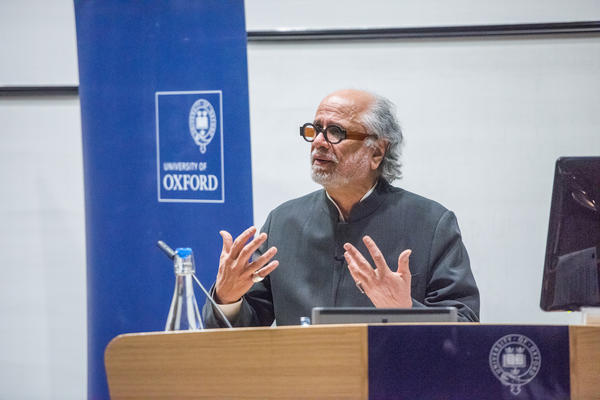 Race and the Curriculum Lecture with Homi Bhaba