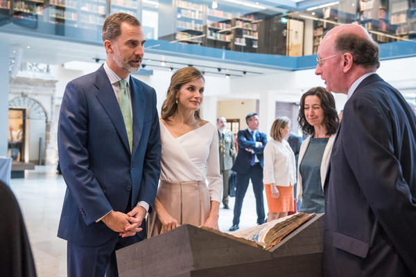 King and Queen of Spain_by John Cairns