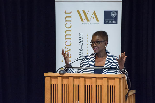 Women of Achievement Lecture with Baroness Amos